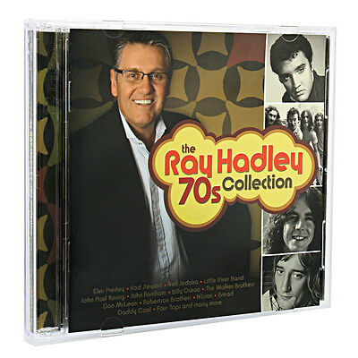 NEW Sony CD Set The Ray Hadley 70s Collection