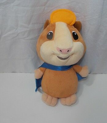Fisher Price Wonder Pets Linny The Guinea Pig  Plush Stuffed Toy 8""