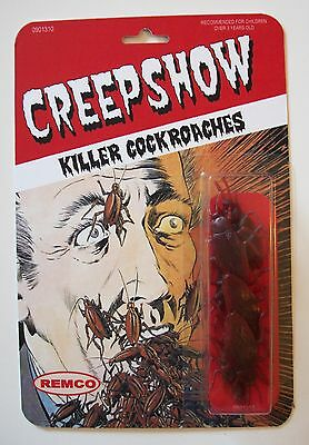 Custom Creepshow Cockroaches Vintage Style Horror Novelty 3 3/4 Action Figure