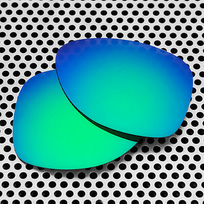 New Volt Polarized Green Replacement Lenses for Oakley Dispatch 2