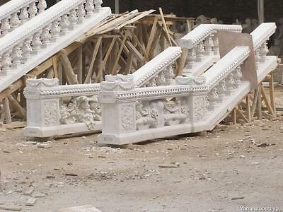 Best Hand Carved Marble Railings On Ebay Tk26