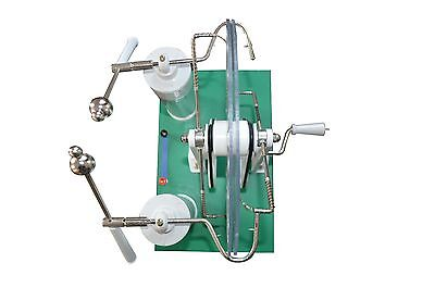 Classroom Demonstration High Quality New Wimshurst Static Electricity Generator