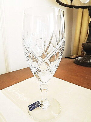 Rogaska Kathy Ireland Crystal ROYAL WAILEA Iced Tea Beverage Glass (S) - NEW!