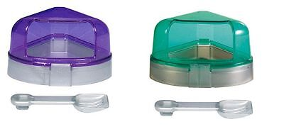 Pet Mice Mouse Hamster Corner Toilet with Roof & Litter Scoop by Trixie