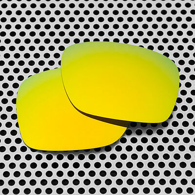 New Volt Polarized Gold Replacement Lenses for Oakley Holbrook