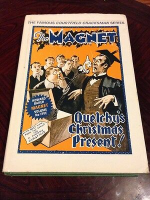The Magnet Reprint - Billy Bunter - And The Courtfield Cracksman - N.5