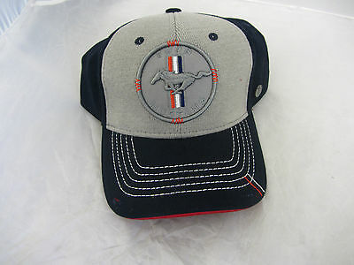 Genuine Ford Mustang Used Style Baseball Cap