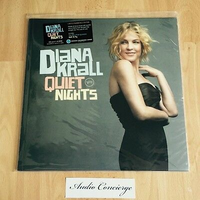 Diana Krall - Quiet Nights 180g 45RPM Vinyl 2-LP ORG 160 Neu/OVP Sofortversand!