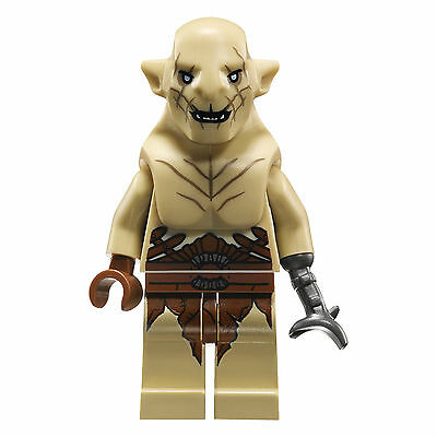 LEGO 79014 Hobbit Lord of the Rings Orc Azog Minifigure