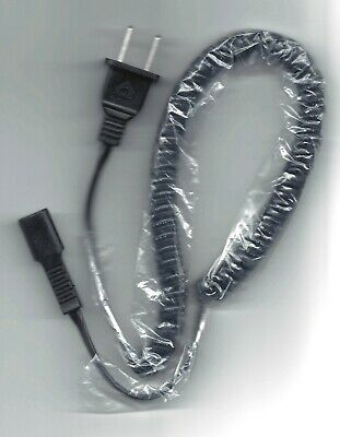 R7000 Zenith Transoceanic Power Supply Cord For Any R7000 Series Radio