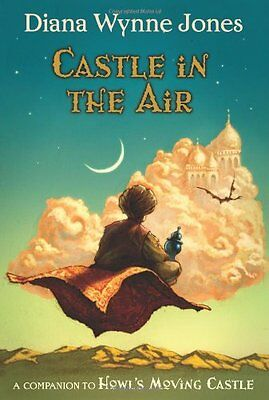 Castle in the Air by Diana Wynne Jones, (Paperback), Greenwillow Books , New, Fr