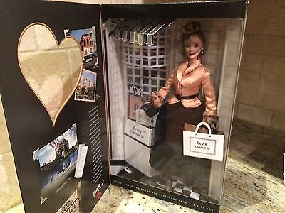 I Left My Heart In San Franscisco 2001 Special Edition See's Candies Barbie