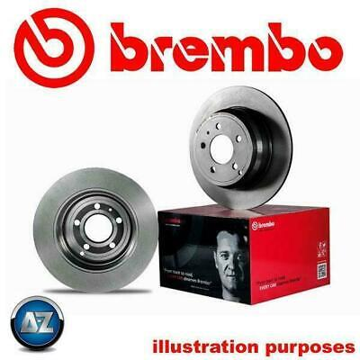 Brembo Brake Discs Front Axle 312Mm Vented Type High-Carbon + Screws 09.8904.10