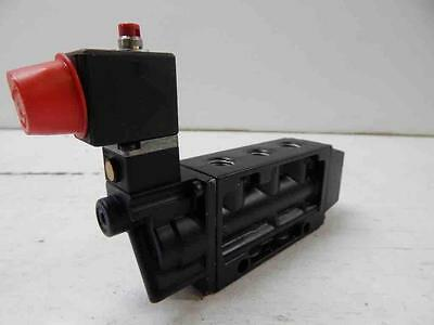 New! MAC Pneumatic Solenoid Valve 811C-PM-504JA-172  With PME-504 JA 24volt Coil