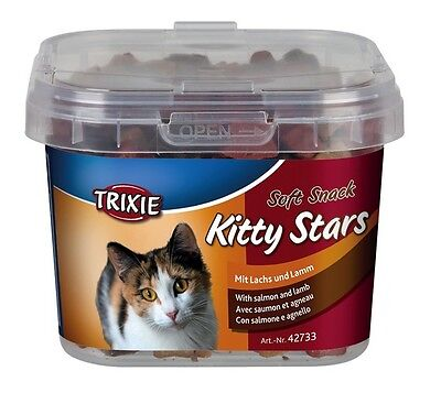 Snack Pack Treat Supplementary Food - No Sugar for Cat Kitten by TRIXIE - 140gr