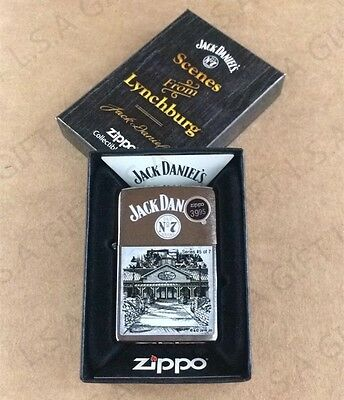 Zippo Jack Daniels Scenes From Lynchburg Series 5 Limited Edition Lighter 28894
