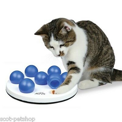 NEUF - Solitaire Jeu Pour Chats & Chatons 4594