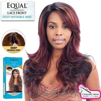 Freetress Equal Lace Front Wig Deep Invisible Part - KINSLEY