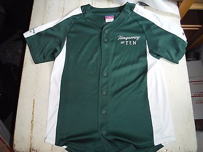 tanqueray softball baseball jersey NEW NOS (men's M) no. Ten GIN bar swag promo