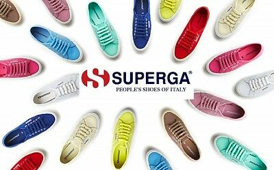 Scarpe SUPERGA 2750 2754 COTU CLASSIC Sneaker Sportive  Uomo/Donna Fashion Shoes