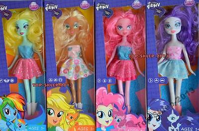 Bambola pony Equestria Girls, capelli da pettinare