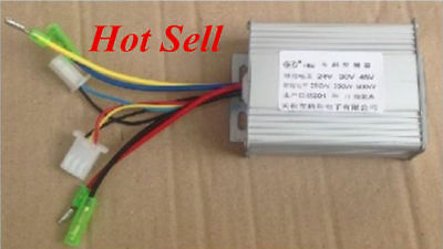 24V 250W Electric Speed Controller Box Brushed Motor For E-bike Scooter