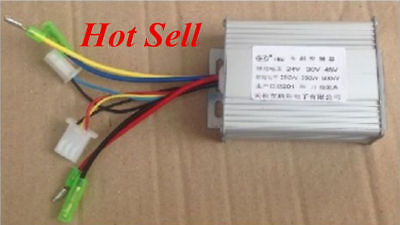 Hot Electric Speed Controller Box Brushed Motor For E-bike Scooter 250W 24V