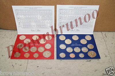 2015 United States Mint Uncirculated Coin Set 28 Coins Philadelphia & Denver P&D