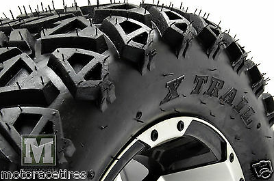 GOLF CART TIRES ONLY - Wheel not included -23x10.5x12 Radial - Club Car