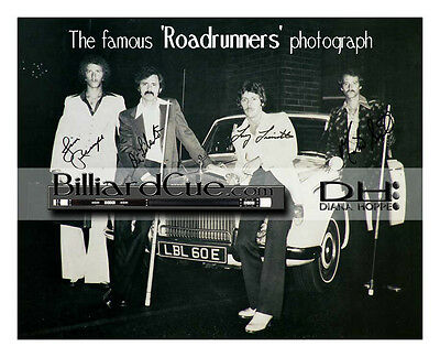 "Autographed Limited Edition ""The Roadrunners"""