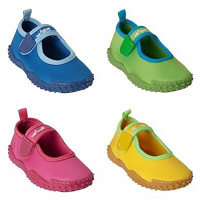 Playshoes Shoes Aqua Water Beach Swim Toddler Child Sun Protection Non Slip Grip
