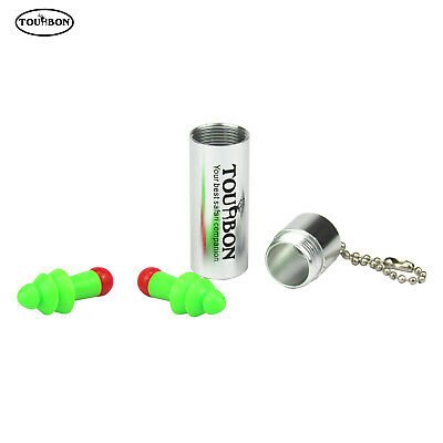 Tourbon Shooting Ear Plugs Hearing Defender Noise Reduction for Sleeping Hunting