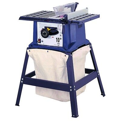 Canvas Dust Collector Catcher Bag Attachment For Small Mini Wood Table Saw Stand
