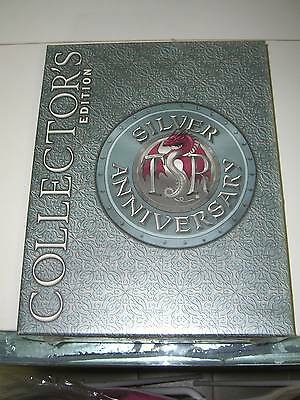 1999 TSR Silver Anniversary Collector's Edition Box SET D&D AD&D SEALED
