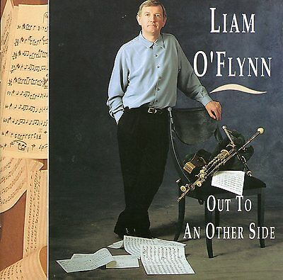Liam O'Flynn - Out To An Other Side Uilleann Pipes CD Planxty FREE P&P