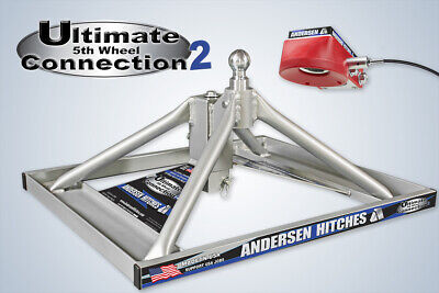 Ultimate Connection 5th wheel hitch Aluminum Andersen Manufacting Part # 3220