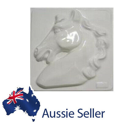 Horse Head  Plaster Mould/Mold/Moulds/Molds 3232