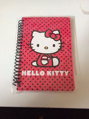 Hello Kitty Notebook/ Journal Amd Magnetic Pad