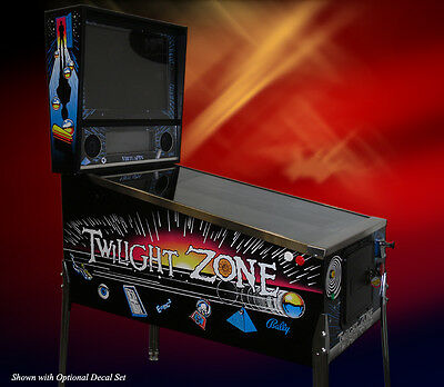 "VirtuaPin (tm) Widebody (42"") Virtual Pinball Machine"