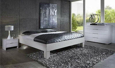 trysil bettgestell 140x200cm mit l nset federholzrahmen und moshult matratze eur 25 50. Black Bedroom Furniture Sets. Home Design Ideas