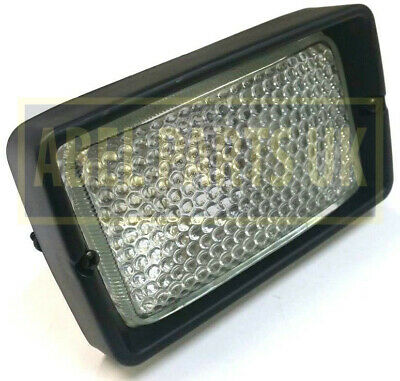 Jcb Parts -- Front Working Light With Bulb (Part No. 700/31800)