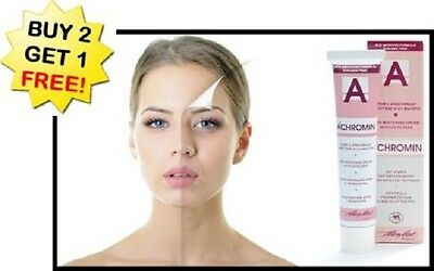TOP product ACHROMIN Skin-whitening cream 45ml Anti dark age spots freckle