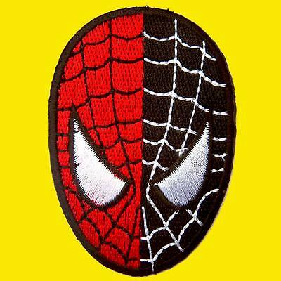Spiderman Superhero Cartoon Embroidered Iron on Patch