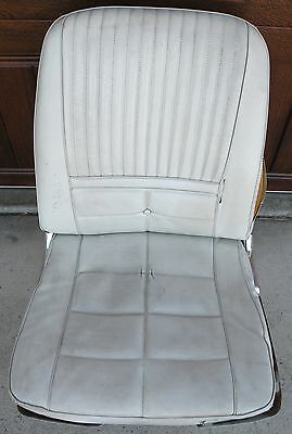 Passenger Or Driver  Side Seat Bucket Ford Thunderbird Tbird Oem 1964-1966 64-66