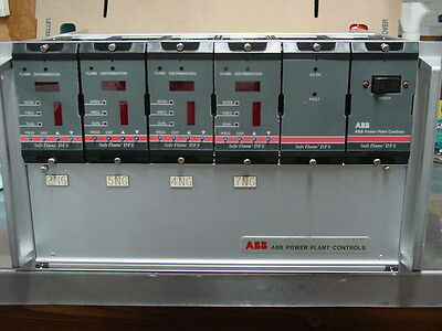 ABB Safe Flame DFS Complete Rack
