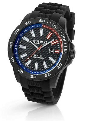 Official Merchandise Yamaha Factory Racing Watch