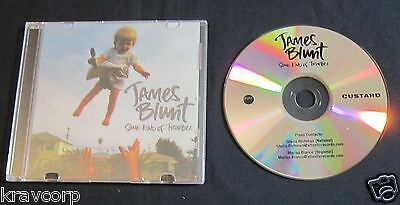 James Blunt 'Some Kind Of Trouble' 2010 Promo Cd