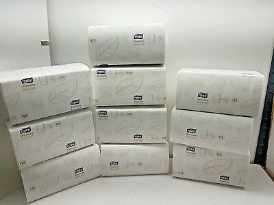 Hand Paper Towels Tork Zig Zag 2ply  2000 premium extra soft White towels  H3