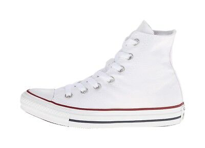 Converse Chuck Taylor All Star High Top Canvas Women Shoes M7650 - Optical White