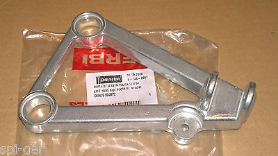 New Genuine Derbi GPR50 Replica Front Left Footrest Peg Hanger Bracket PIAGGIO